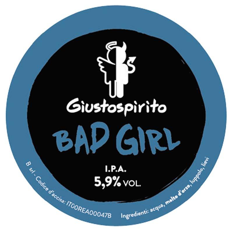Giusto Spirito Bad Girl