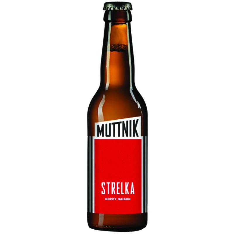 Muttnik Strelka