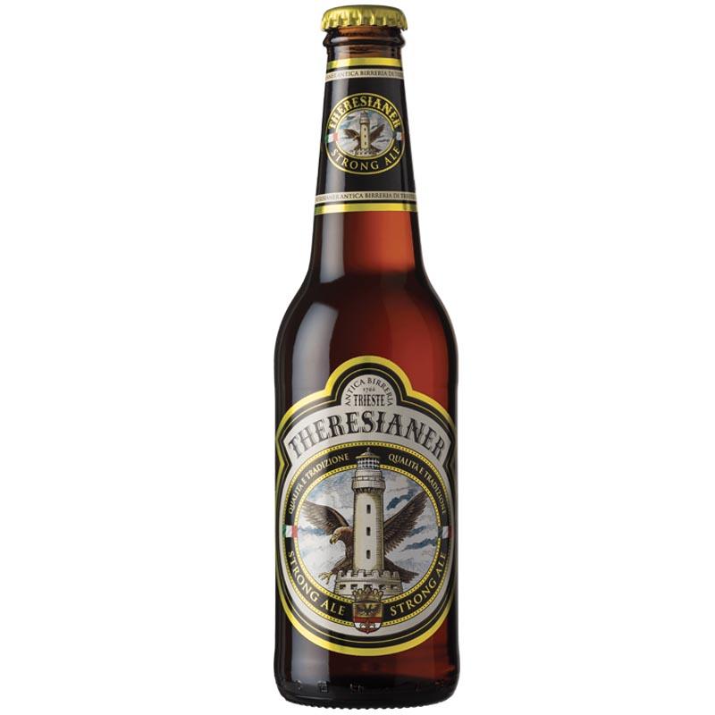 Theresianer Strong Ale