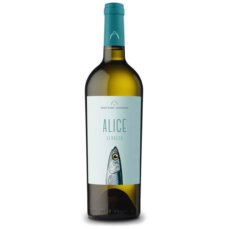 Alice Verdeca Bianco